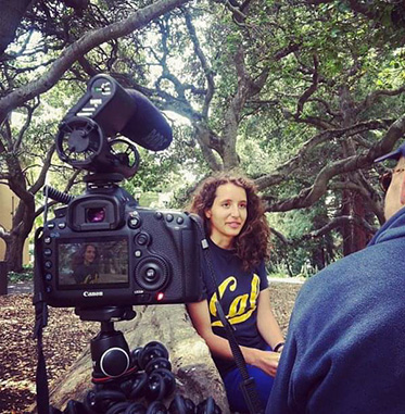 UC Berkeley Video Shoot